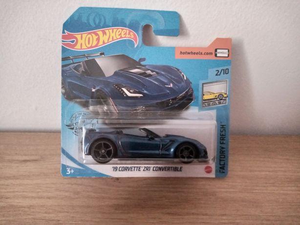 Hot wheels Corvette zr1 convertible
