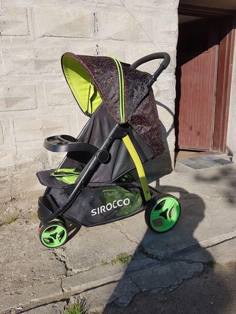 Wózek dziecięcy 3 kołowy