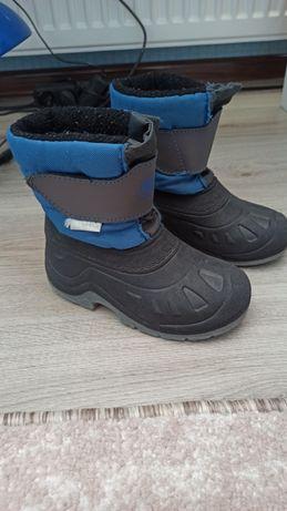 Ботинки зимние не промокаемые