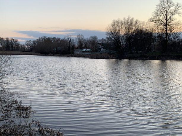 Прекрасный дом с выходом к озеру и видом на воду +22 сотки обмен