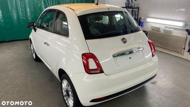 Fiat 500 Fiat 500 1.2 Beżowy