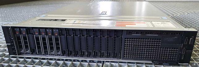 Serwer Dell PowerEdge R740 poleasingowy - serwis NBD
