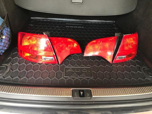 Задние фары Audi A4 B7
