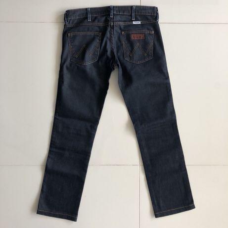 Oryginalne spodnie jeansy Wrangler LIA W27 L30