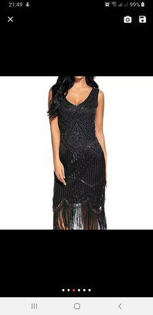 Платье 4XL Стиль 20х