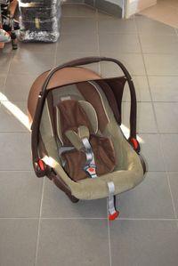 Nosidełko fotelik samochodowy 0-13 Ramatti Mars
