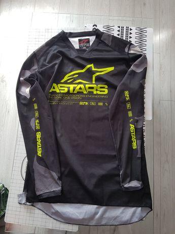 Koszulka motocross cross Alpinestars XL