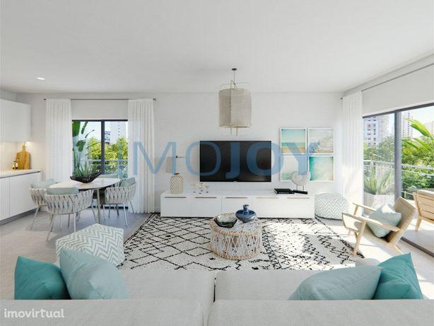 Apartamento T2 a 300m da Praia da Rocha