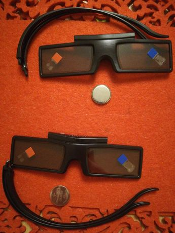 Okulary 3d samsung nowe