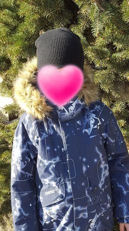 Куртка Reima зимняя для мальчика
