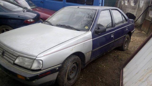 Запчасти на Пежо 405/Peugeot 405