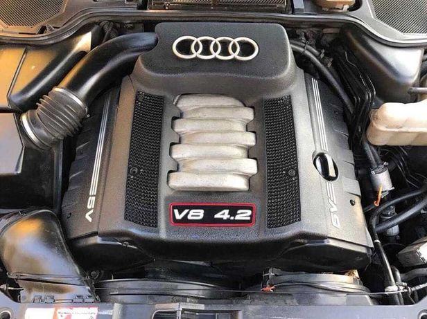 Silnik 310KM V8 4.2 AUW audi