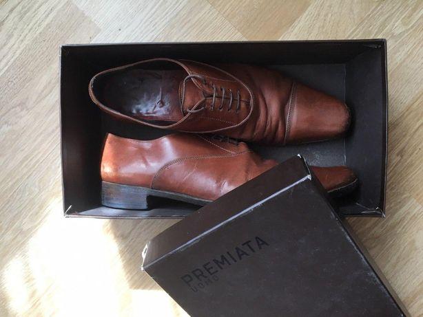Мужские туфли Valentino Premiata