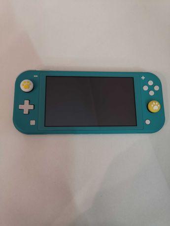 Nintendo switch lite prawie nowe