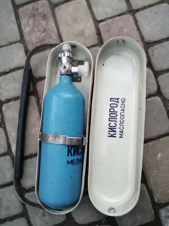 Аппарат Здоровье, Кичлород медицинский.