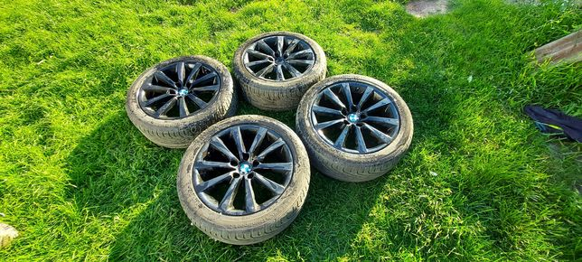 Koła BMW 5x120 ET30 F10 F11 E60 245/45 r18