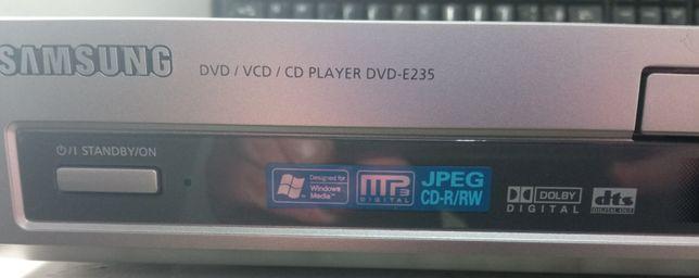 Leitor DVD/VCD/CD Samsung