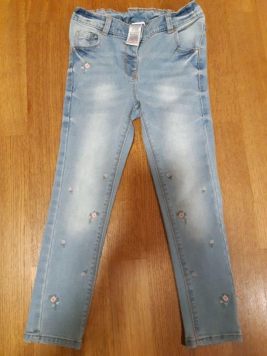 Spodnie dżinsowe Next 116 Jonkowo - image 1