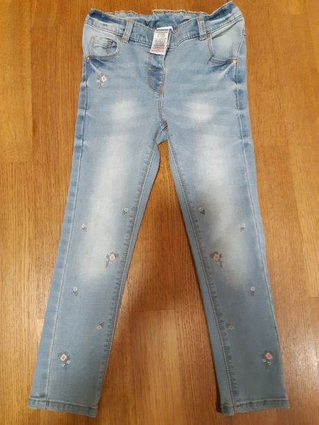 Spodnie dżinsowe Next 116
