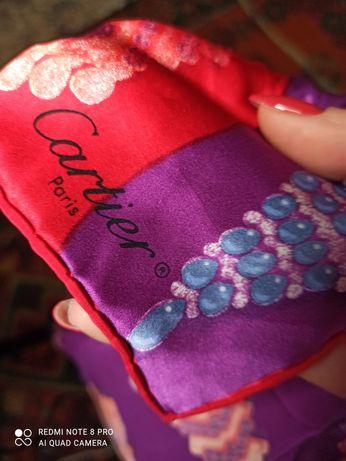 Платок Cartier.     .
