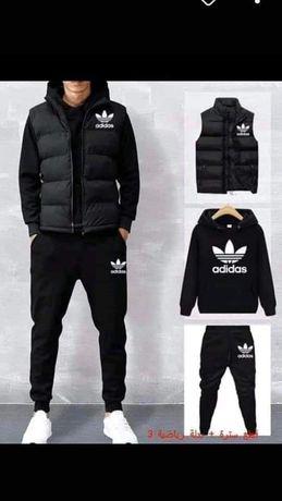 Męski komplet Adidas