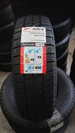 215/70R15C zimowe Riken by Michelin 2019