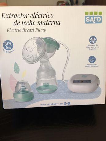 Extrator eletrico de leite materno