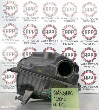 caixa de filtro de ar Nissan Qashqai de 2012 1.6 DCI.