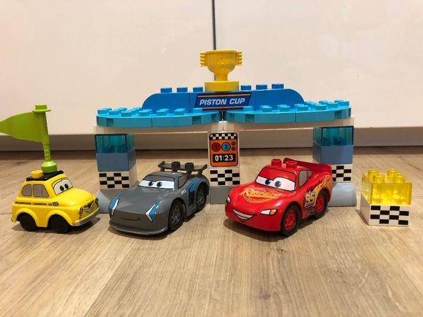 LEGO Duplo Wyścig o złoty tłok 10857