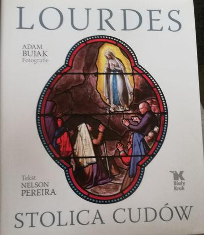 Książka/Album Lourdes.Stolica cudów.