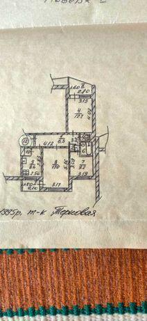 Продам 3 комнатную квартиру по ул Рокоссовского