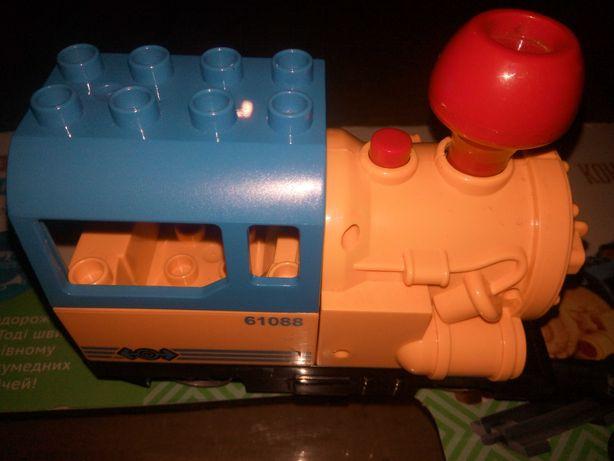 паровоз поезд дорога