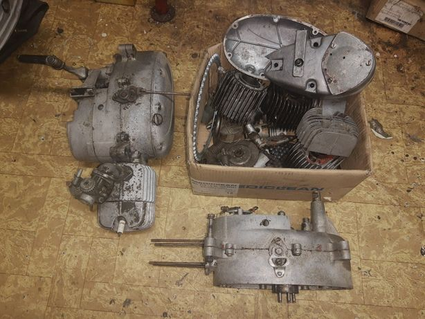 Silnik jawa jawka ogar części silniki
