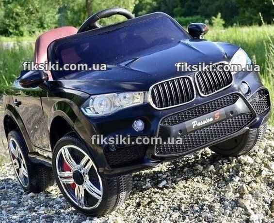 Детский электромобиль BMW FL 15-38 BLACK, Дитячий електромобiль