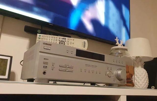 OKAZJA Amplituner kino domowe Sony str de 497 585 wzmacniacz