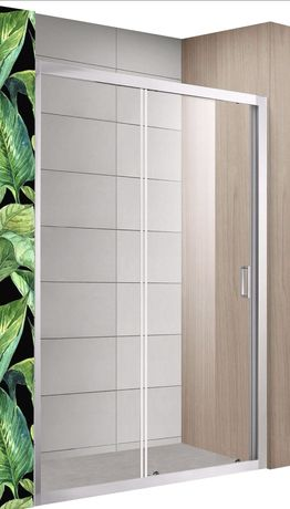 Drzwi Prysznicowe Przesuwne Slide 100 EASY