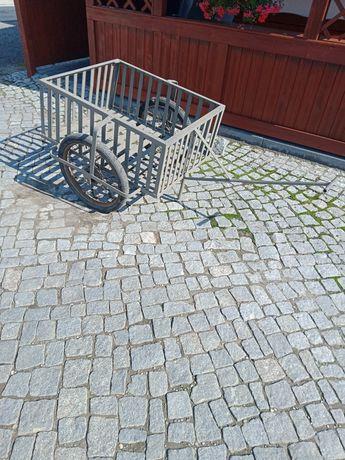 Wózek ogrodowy samoróbka