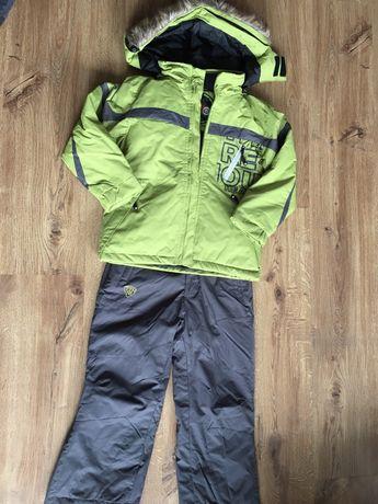 Kombinezon narciarski dzieciecy 122 128