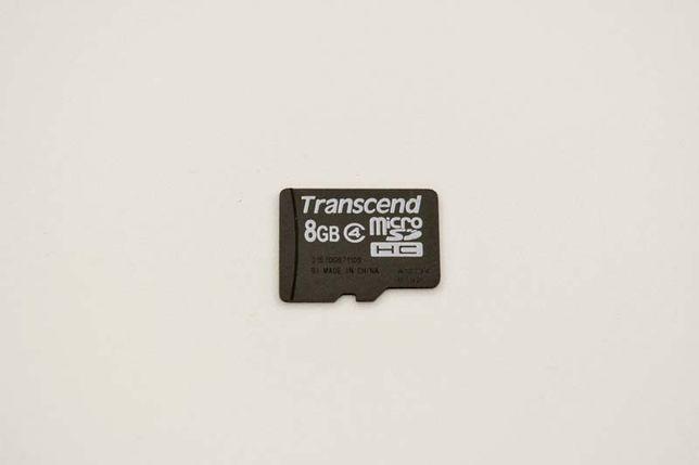 Cartão de Memória de 8Gb