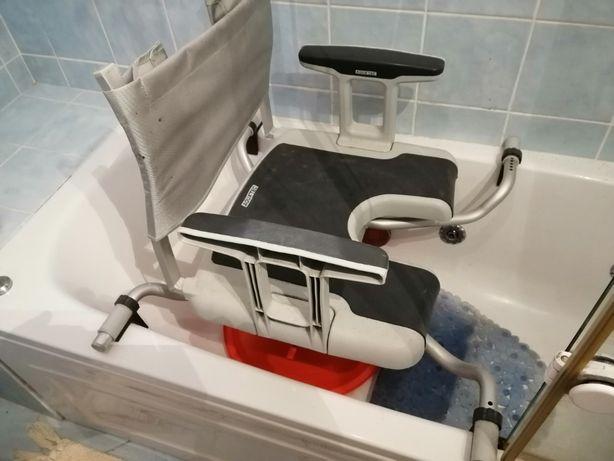 Cadeira de Banho Giratória