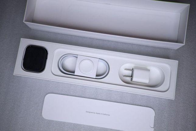 Apple watch 5 44mm Icloud 10/10 NEW з коробкою + оргінал ремішоп
