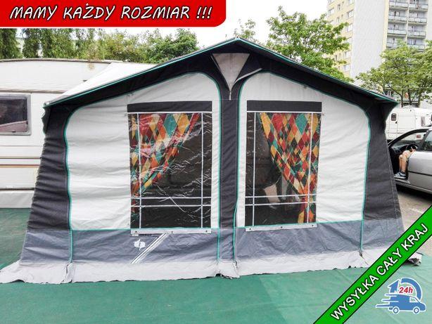 Przedsionek do przyczepy campingowej 700-725 rozmiar 3