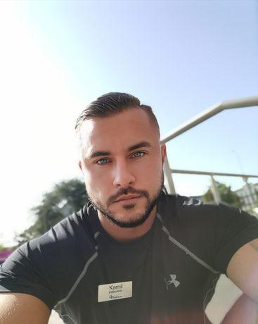 Trener Personalny platinium xxl aleja pokoju 16 oraz Bratysławska