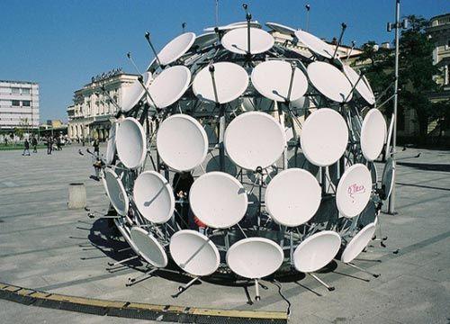 Técnico de instalação antenas parabólicas, reparação, Fransat,TNT Sat