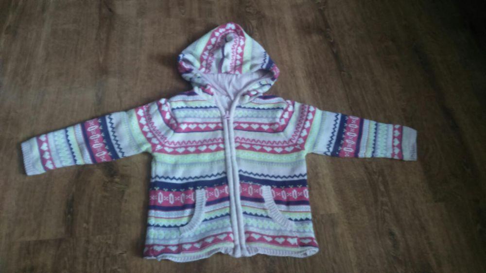 Bluza,swterek ocieplany firmy St Bernard, rozmiar 86-92