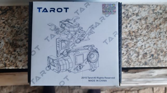 Tarot gopro T4 3D axis camera Brushless Gimbal