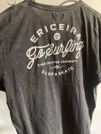 T-shirt Ericeira Surf-Skate XL nova