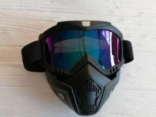 Маска лыжная,для сноуборда очки