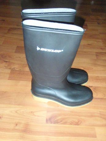 Резиновые сапоги Dunlop, размер 36