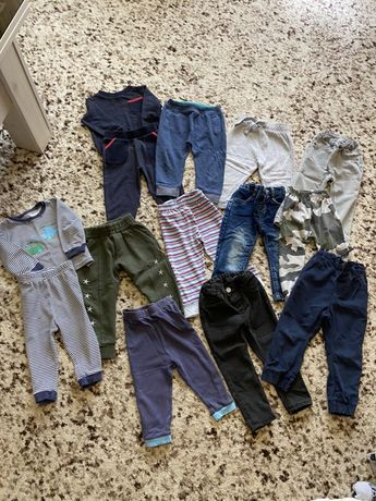 Вещи на мальчика 12-24 месяца